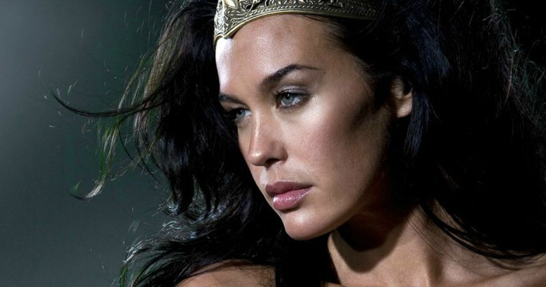 Wonder Woman from George Miller's Justice League Revealed