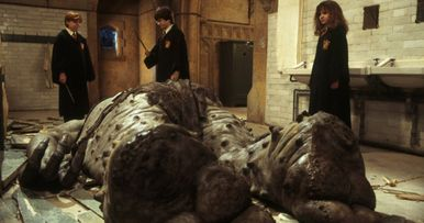 Harry Potter Creator Explains Hogwarts Before Bathrooms, and It's Disgusting