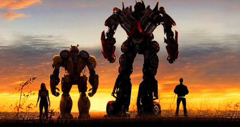 Bumblebee Comic Con Footage Reveals Cybertron And Holographic