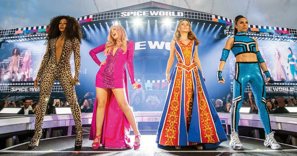 Spice Girls Rumored to Celebrate 25th Anniversary with a Massive Farewell Tour in 2021