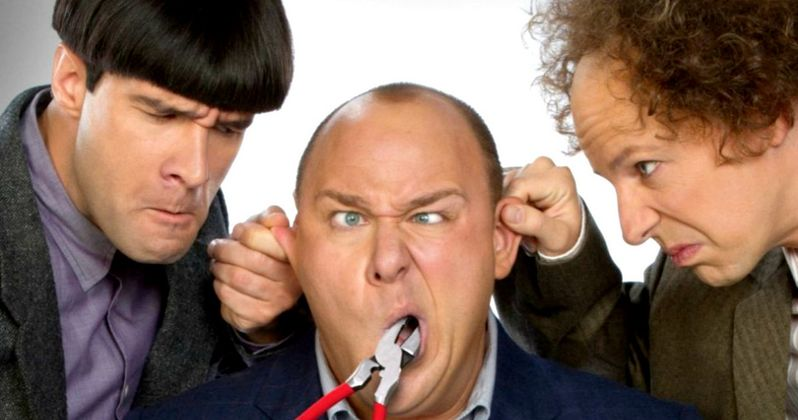 Three Stooges 2 Will Team Original Cast with Major Action Star
