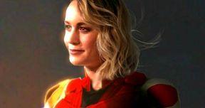 Captain Marvel Set Video Shows Brie Larson in Action