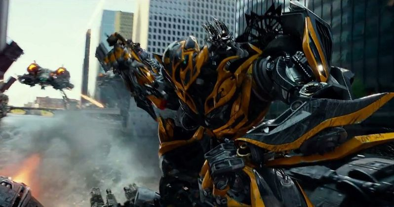 Transformers: Age of Extinction Extended TV Spot Reveals Tons of New Footage!