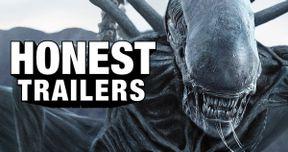 Alien: Covenant Honest Trailer Goes Savage on Ridley Scott Bomb
