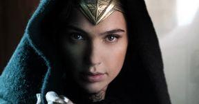 Wonder Woman Adds Victoria's Secret Model, New Set Video Emerges