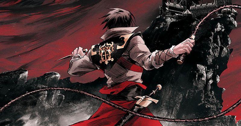 Castlevania TV Series Collectibles Coming Soon