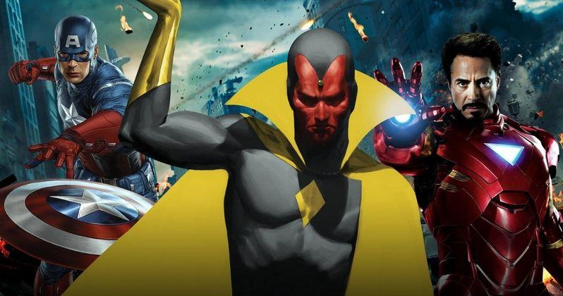 Paul Bettany Talks J.A.R.V.I.S. & Vision in Avengers 2