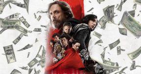 Last Jedi Already Speeding Past $500M at the Worldwide Box Office