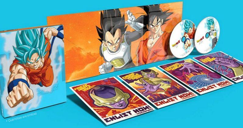 Dragon Ball Z: Resurrection F Coming to Blu-ray & DVD This Fall