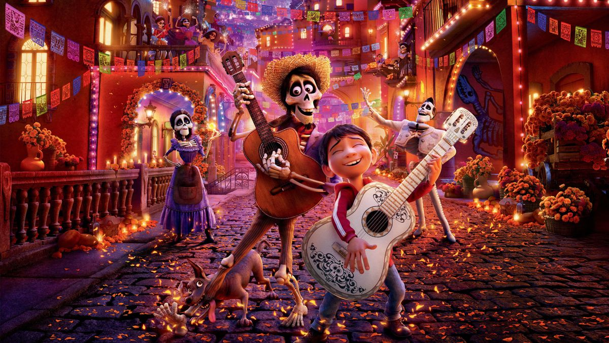 2017 Animation Movies