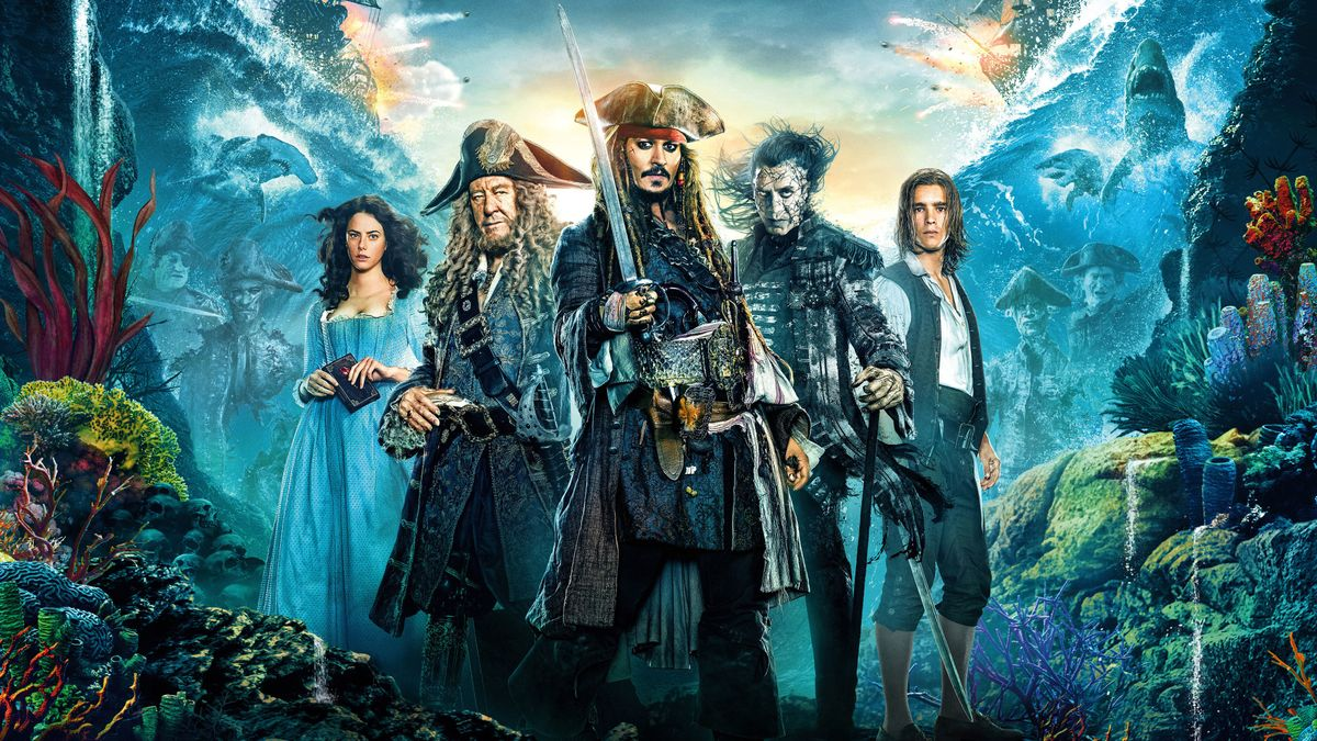 Pirates of the Caribbean: Dead Men Tell No Tales (2017
