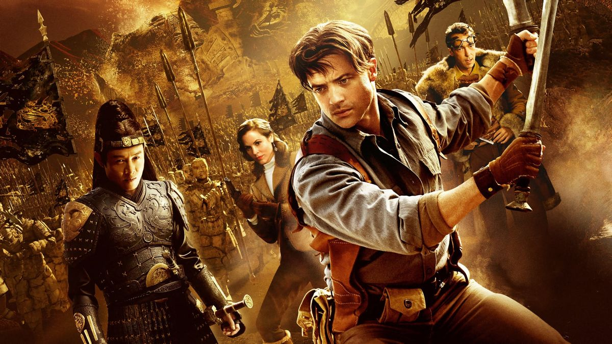 The Mummy: Tomb of the Dragon Emperor (2008) | Movieweb