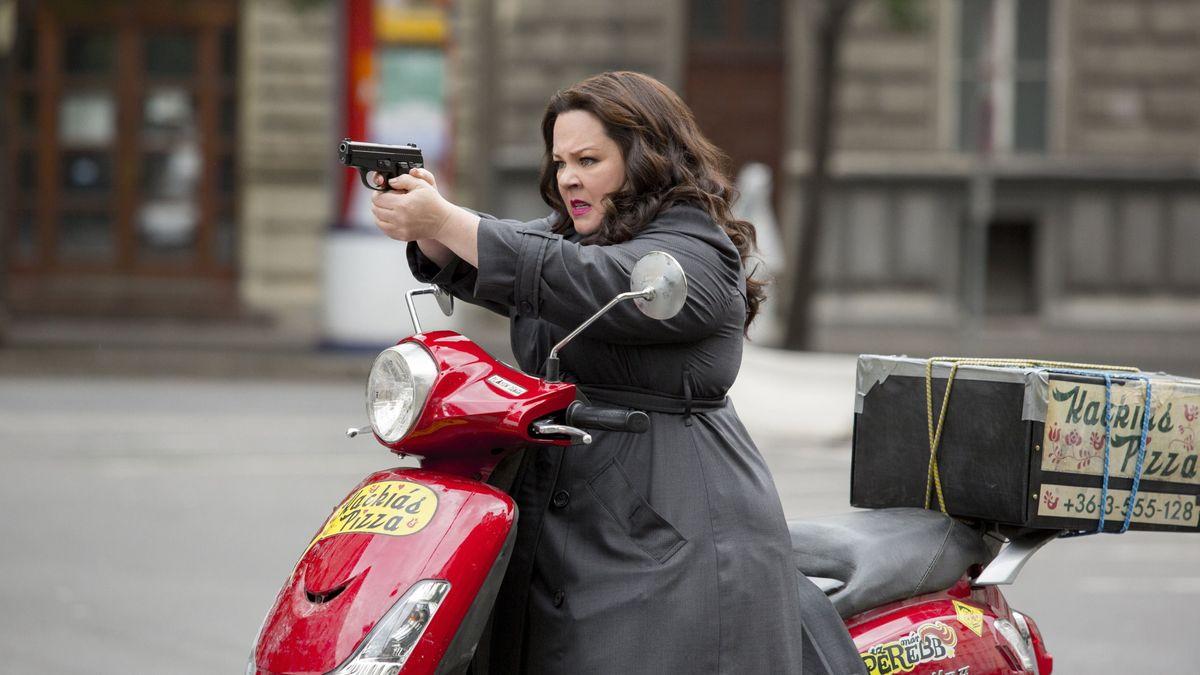 Spy (2015)   Movieweb