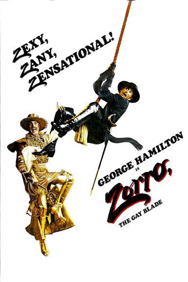 Zorro, the Gay Blade (1981)