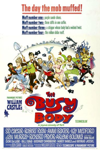 The Busy Body (1967)