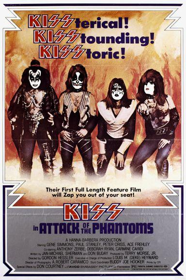 KISS Meets the Phantom of the Park (1978)