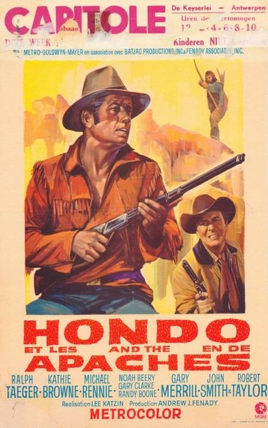 Hondo and the Apaches (1967)
