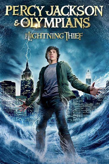 Percy Jackson & the Olympians: Lightning Thief (2010)