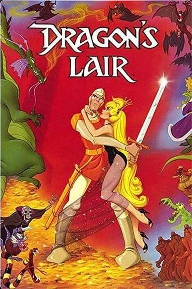 Dragon's Lair: The Movie (2021)