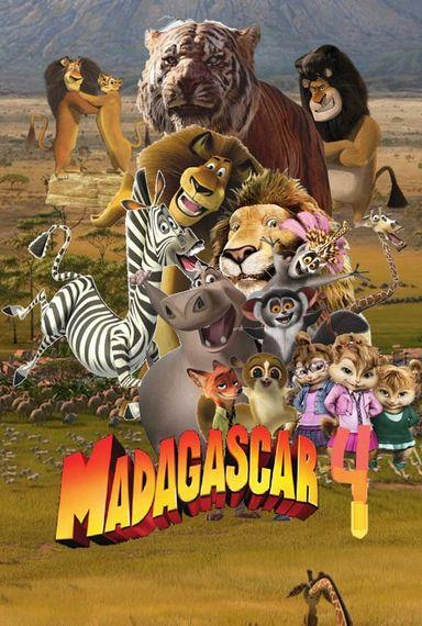 Madagascar 4 (2022)