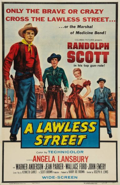 1955 Western Movies
