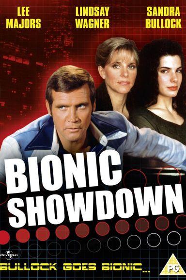 Bionic Showdown: The Six Million Dollar Man and the Bionic Woman (1989)