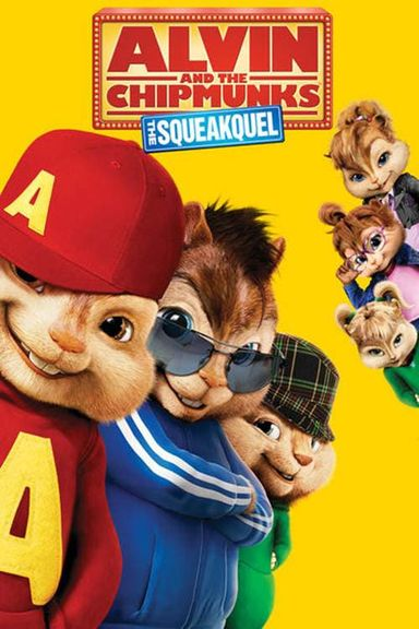 Alvin and The Chipmunks: The Squeakuel (2009)