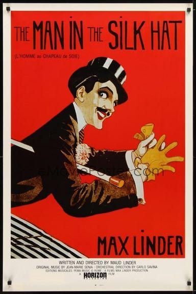 L'homme au chapeau de soie (1983)