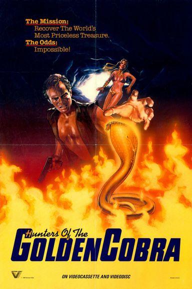 Hunters of the Golden Cobra (1982)