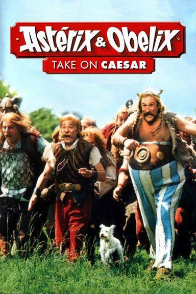 Asterix and Obelix Vs. Caesar (1999)