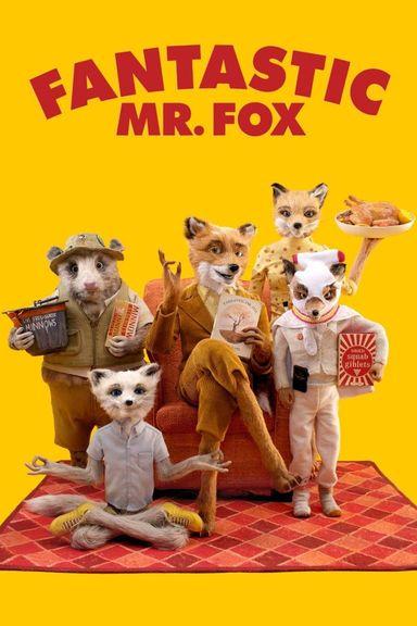 The Fantastic Mr. Fox (2009)