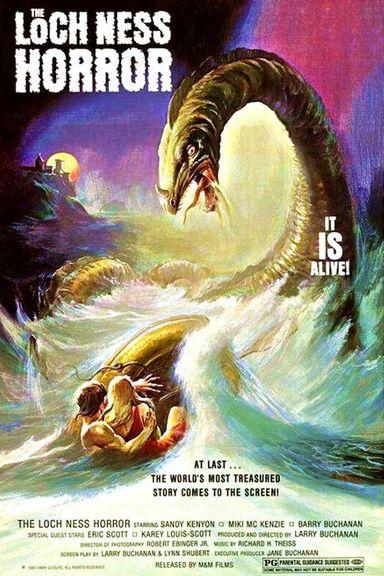 Loch Ness Horror (1981)