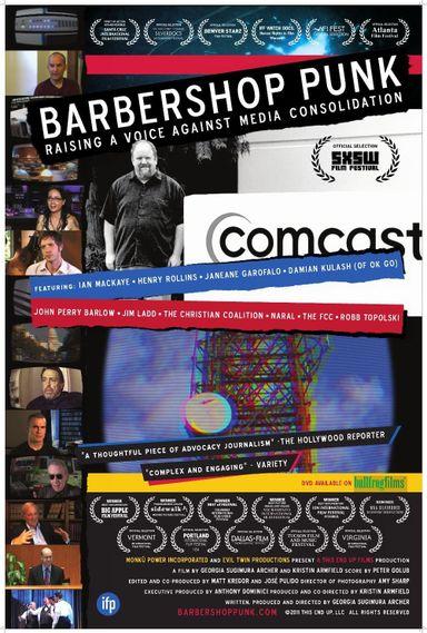 Barbershop Punk (2011)