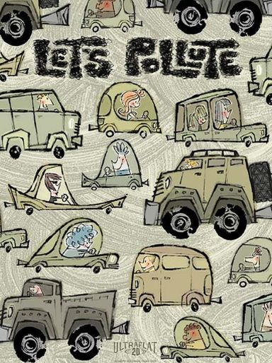 Let's Pollute (2009)