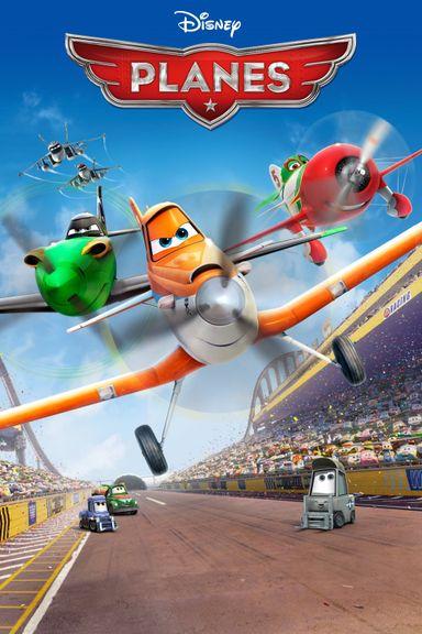 Disney's Planes (2013)