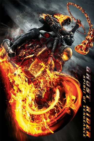 Ghost Rider Spirit of Vengeance (2011)