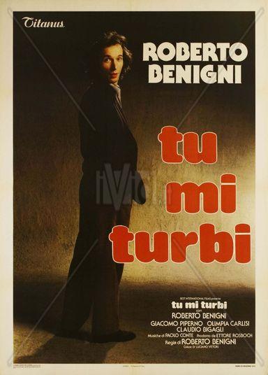 Tu mi turbi (1983)