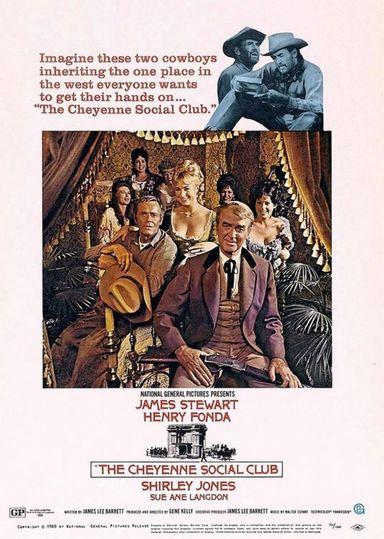 The Cheyenne Social Club (1970)