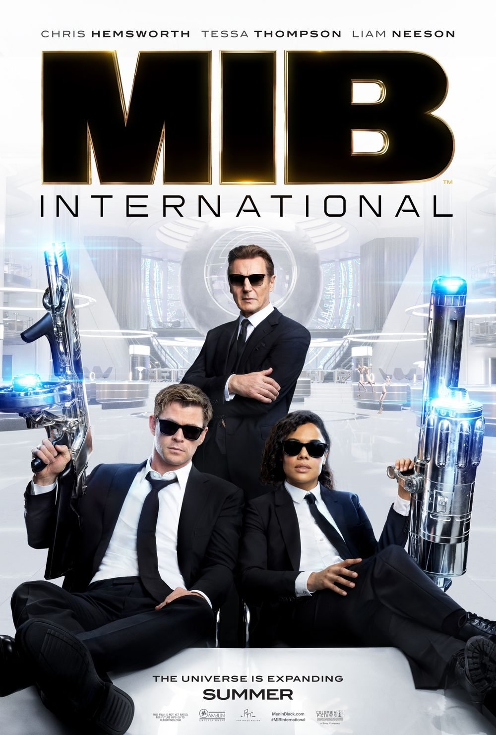 Men In Black: International (2018) | Movieweb