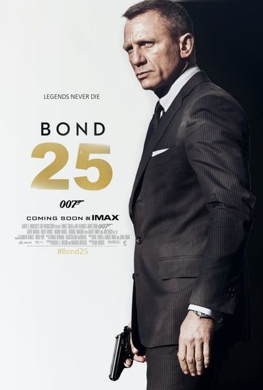 James Bond 25 (2019)