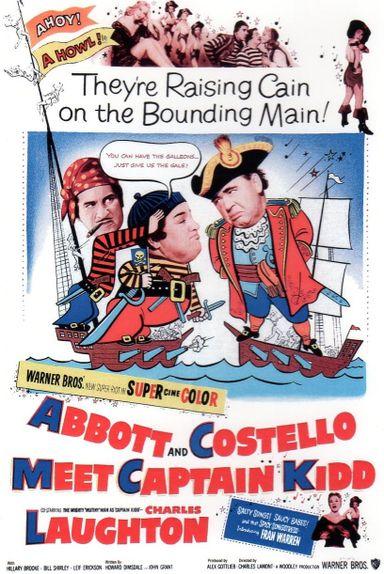 Abbott and Costello Meet Captain Kidd (1952)