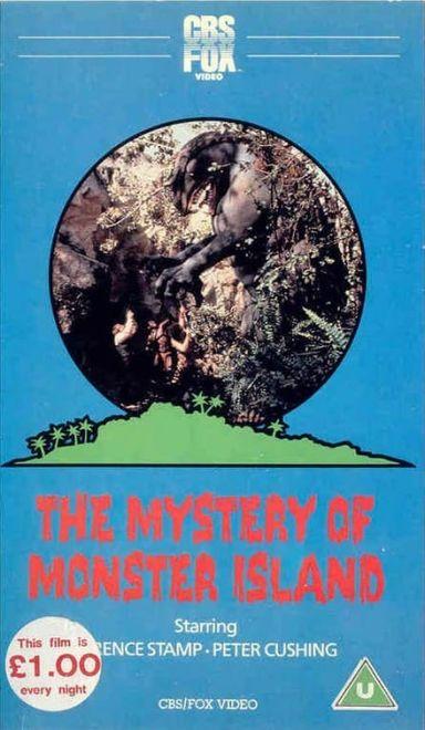 Misterio en la isla de los monstruos (1981)