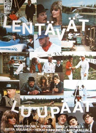 Lentävät luupäät (1982)