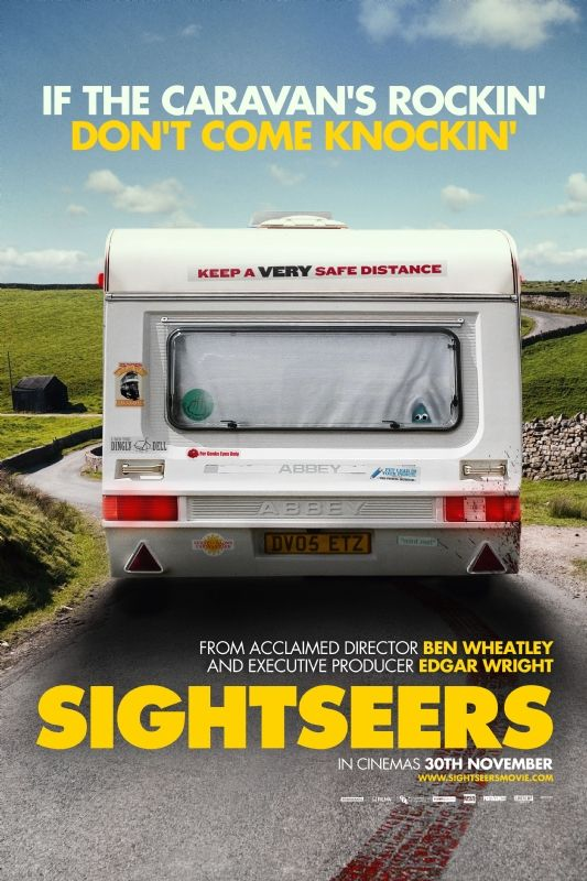 <strong><em>Sightseers</em></strong> Poster #4