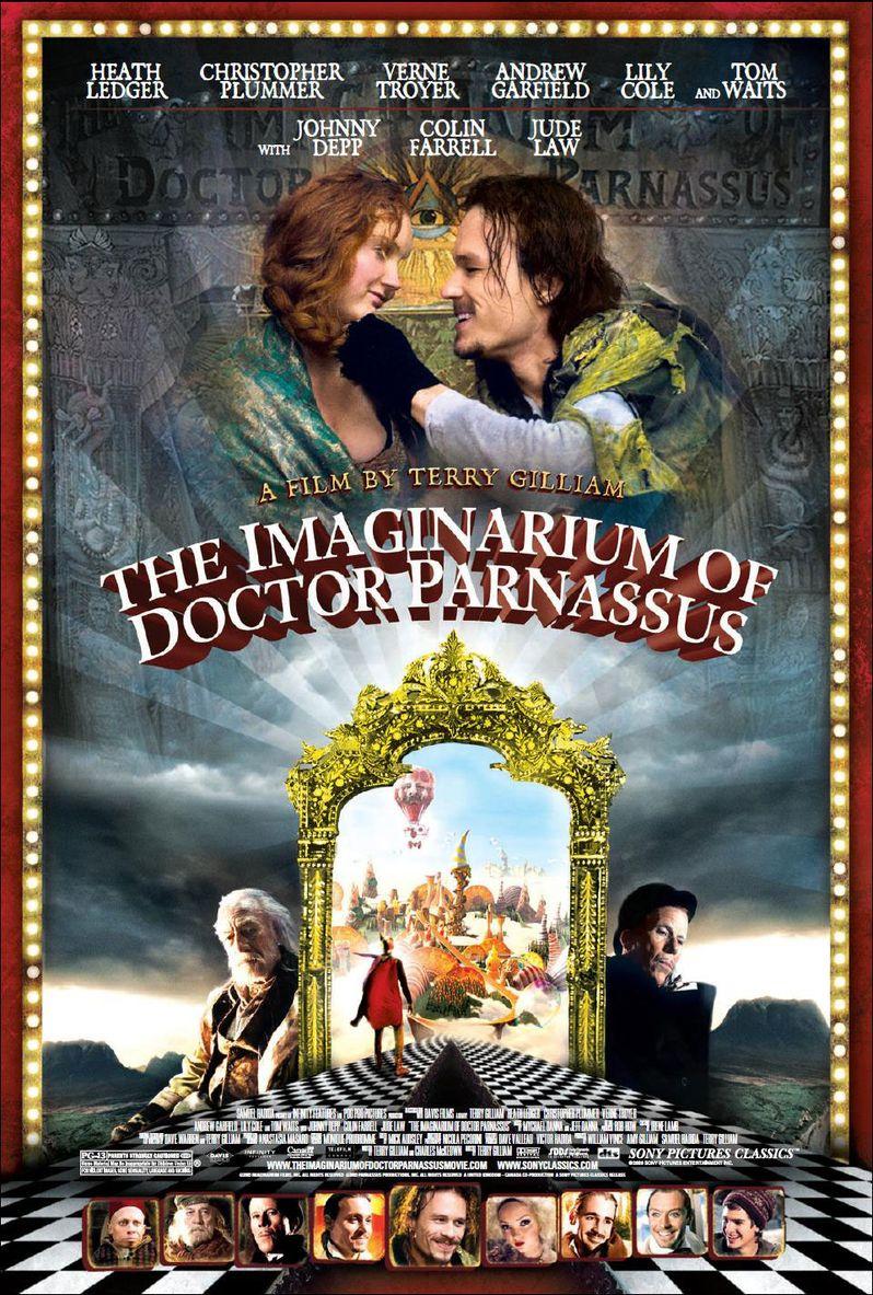 <strong><em>The Imaginarium of Doctor Parnassus</em></strong>