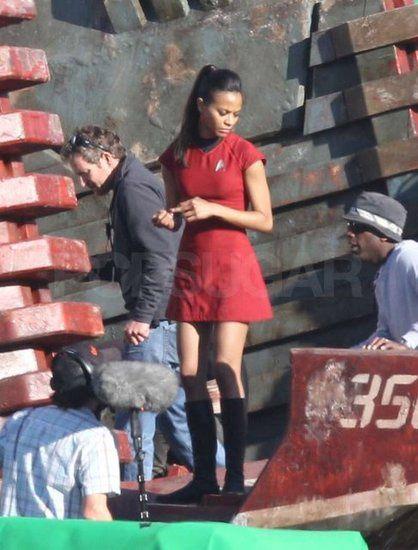Star Trek 2 Set Photos #8