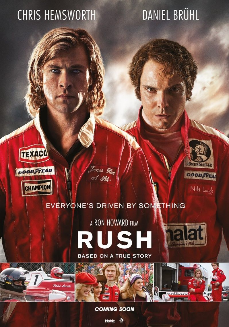 <strong><em>Rush</em></strong> International Poster 3