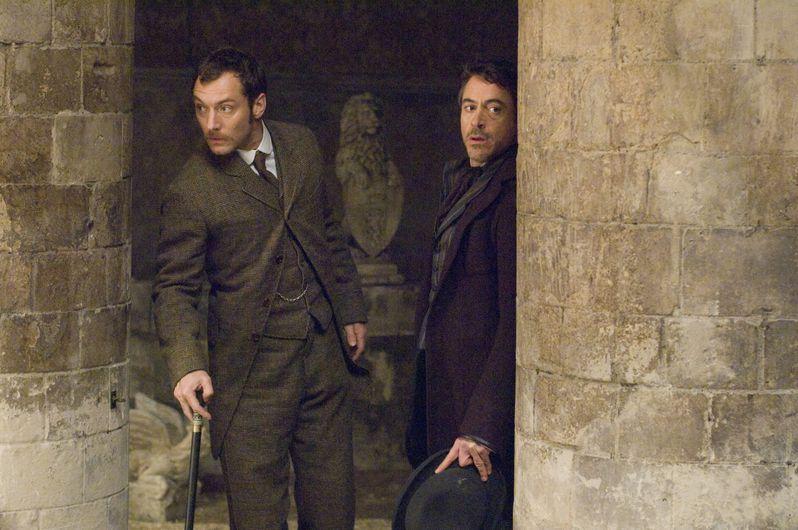 <strong><em>Sherlock Holmes</em></strong> Image #1