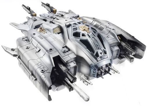 <strong><em>Transformers: Dark of the Moon</em></strong> Ark Spacecraft Toy Photo