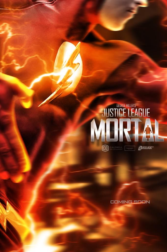 Justice League Mortal Poster 4
